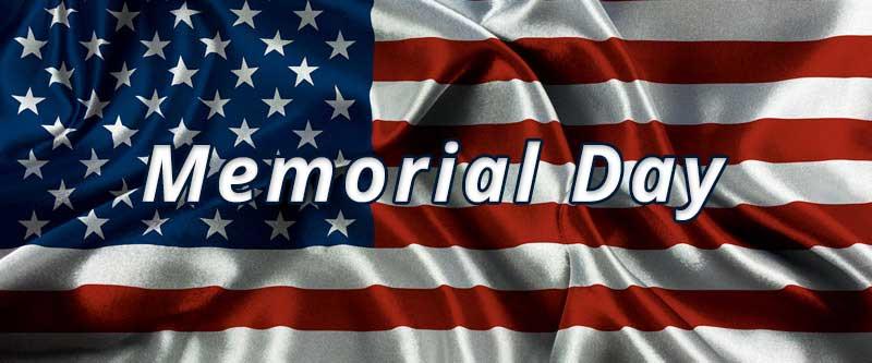 Memorial Day (Flag)