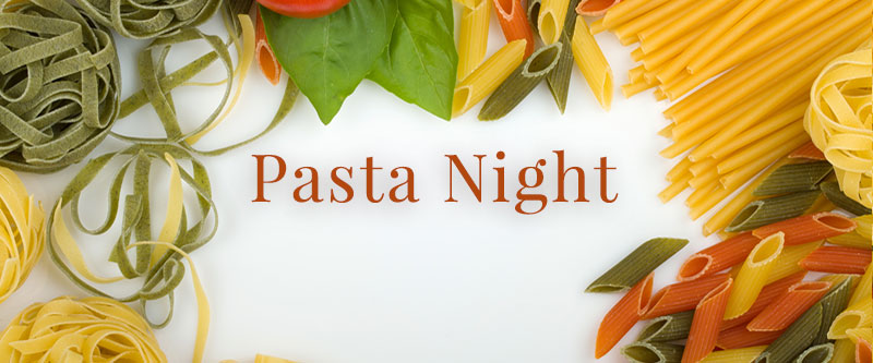 Dining (Pasta Night)