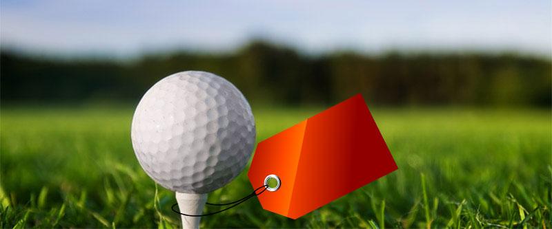 Golf (Pro Shop Sale)