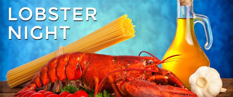 Dining (Lobster Night)