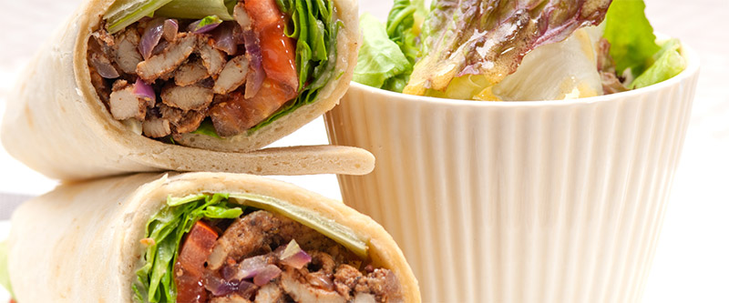 Food (Lunch Wrap)